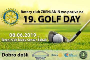 Rotary Golf Day