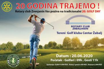 Rotary Golf Day 2020