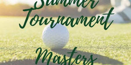Summer Tournament Masters 2020